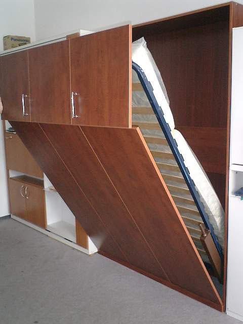 Кровать трансформер в шкаф своими руками